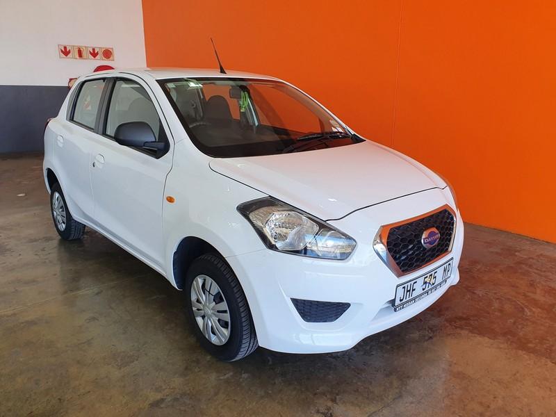 2017 Datsun Go 1.2 LUX AB Mpumalanga Secunda_0