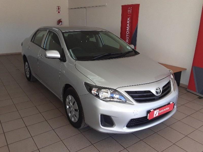 2019 Toyota Corolla Quest 1.6 Northern Cape Postmasburg_0