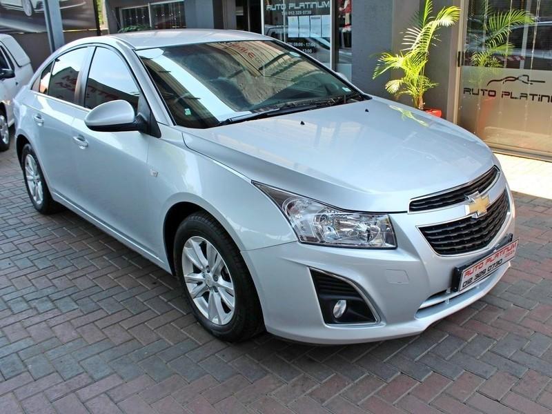 2013 Chevrolet Cruze 1.6 Ls  Gauteng Pretoria_0