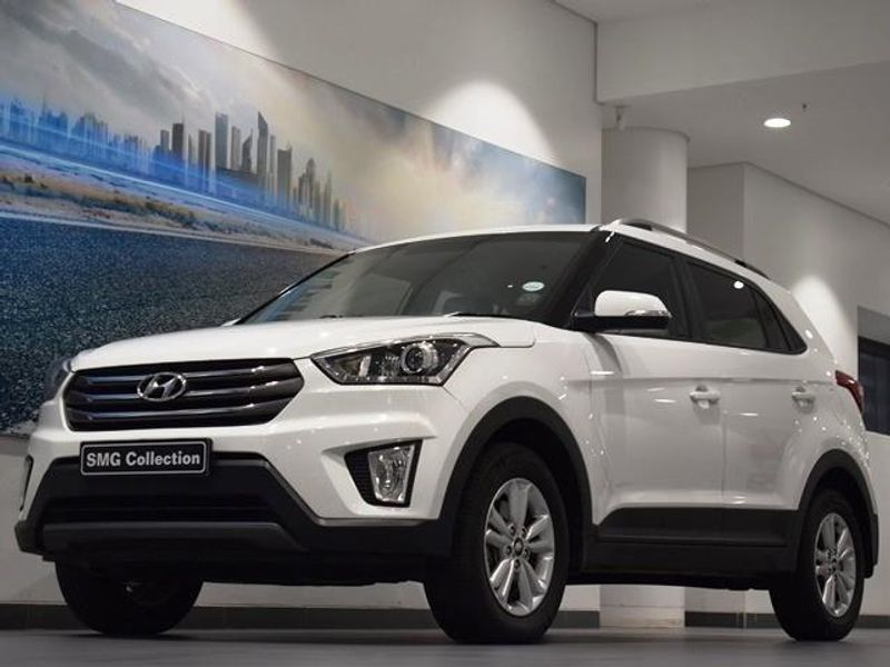 2017 Hyundai Creta 1.6 Executive Kwazulu Natal Umhlanga Rocks_0
