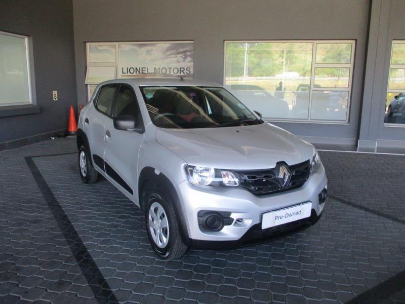 2019 Renault Kwid 1.0 Expression 5-Door North West Province Rustenburg_0