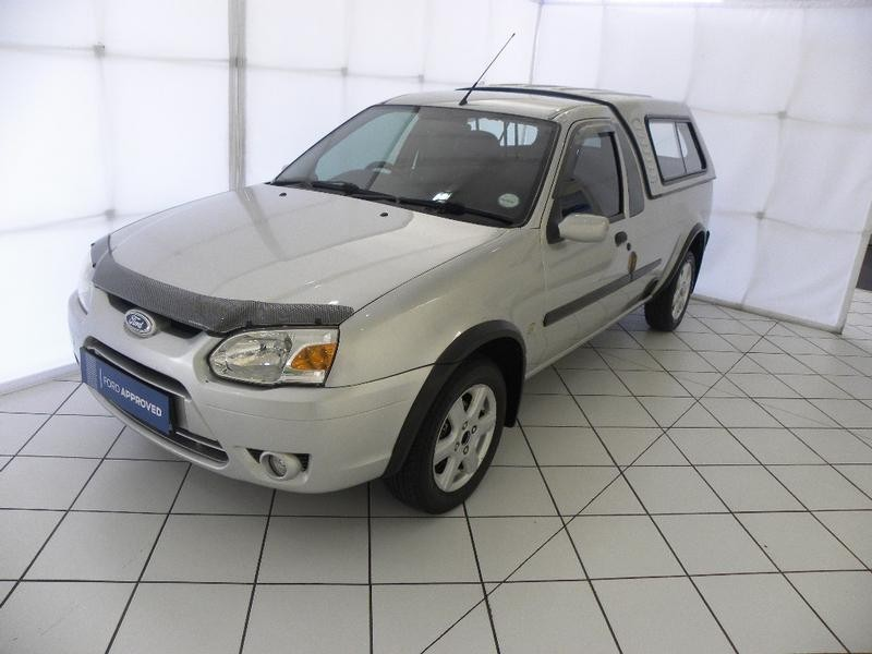 2010 Ford Bantam 1.6i Xlt Pu Sc  Gauteng Springs_0