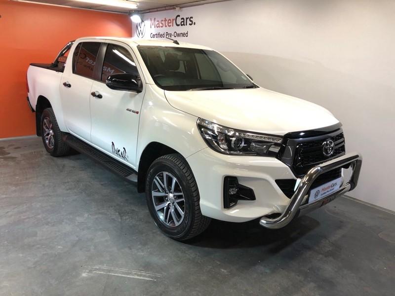 2018 Toyota Hilux 2.8 GD-6 Raider 4X4 Auto Double Cab Bakkie Gauteng Johannesburg_0