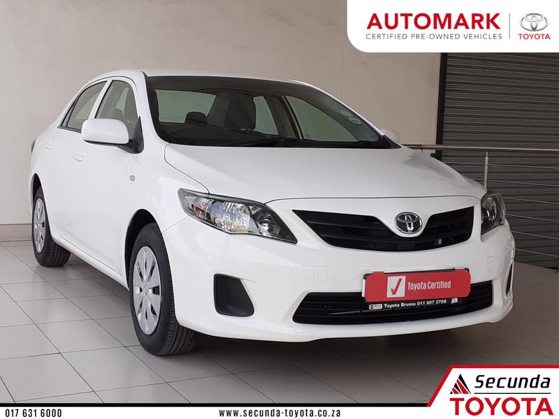 2020 Toyota Corolla Quest 1.6 Mpumalanga Secunda_0