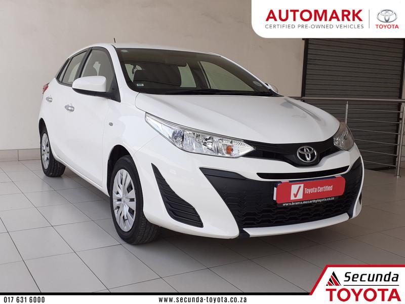 2019 Toyota Yaris 1.5 Xi 5-Door Mpumalanga Secunda_0
