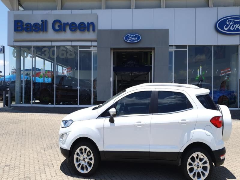 2020 Ford EcoSport 1.0 Ecoboost Titanium Gauteng Johannesburg_0