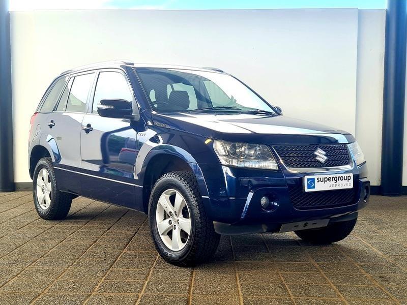 2010 Suzuki Grand Vitara 2.4 At  Gauteng Midrand_0