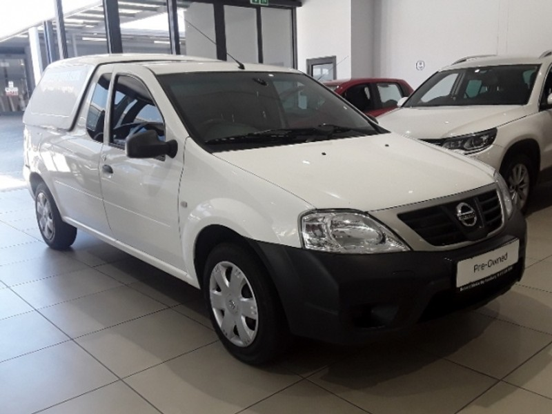 2017 Nissan NP200 1.5 Dci  Ac Safety Pack Pu Sc  Free State Bloemfontein_0