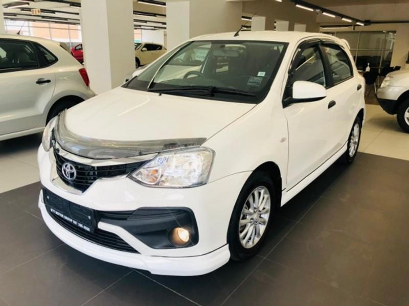 2019 Toyota Etios 1.5 Xs 5dr  Free State Bloemfontein_0