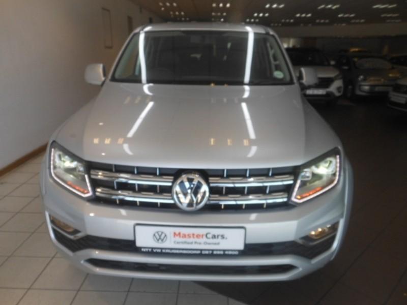 2020 Volkswagen Amarok 2.0 BiTDi Highline 132kW 4Motion Auto Double Cab B Gauteng Krugersdorp_0