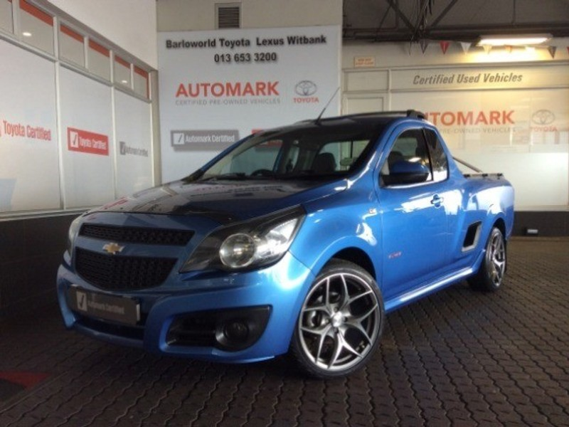 2015 Chevrolet Corsa Utility 1.8 Sport Pu Sc  Mpumalanga Witbank_0