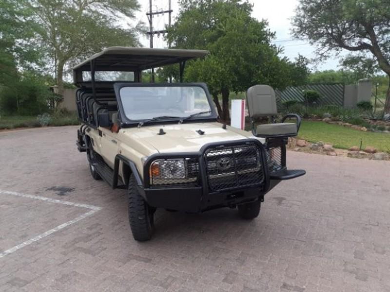 2014 Toyota Land Cruiser 79 4.2d Pu Sc  Limpopo Hoedspruit_0