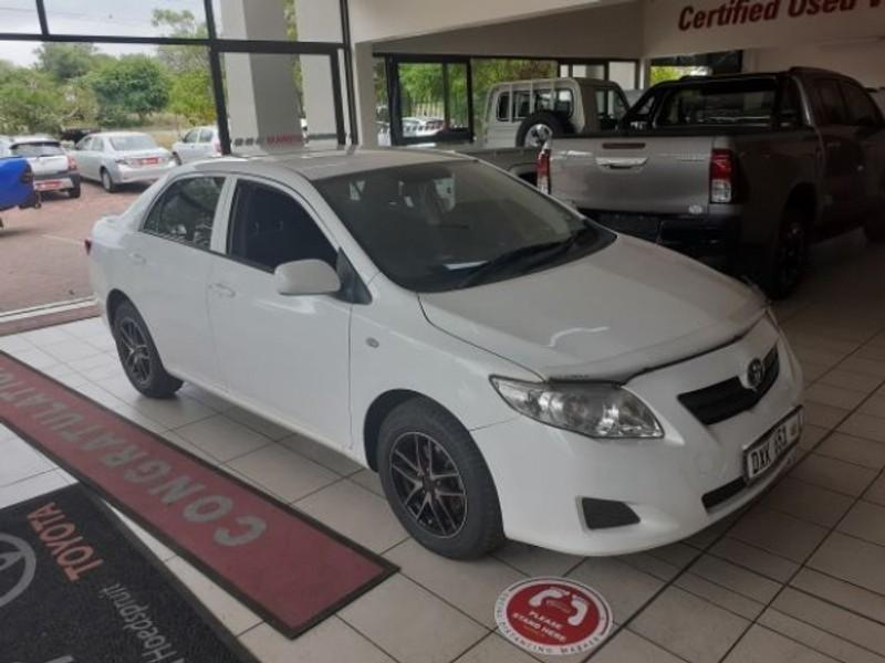2010 Toyota Corolla 1.6 Professional  Limpopo Hoedspruit_0