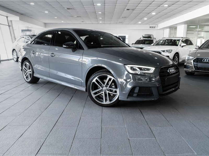 Used Audi A3 Black Edition 30TFSI S-TRONIC for sale in ...