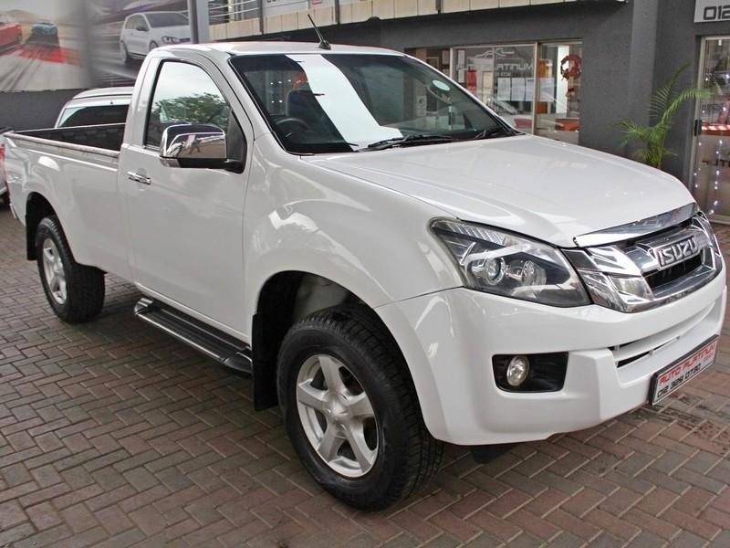 2014 Isuzu KB Series 300 D-TEQ LX Single cab Bakkie Gauteng Pretoria_0