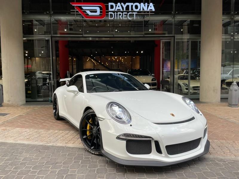 2014 Porsche 911 GT3 991 Gauteng Johannesburg_0