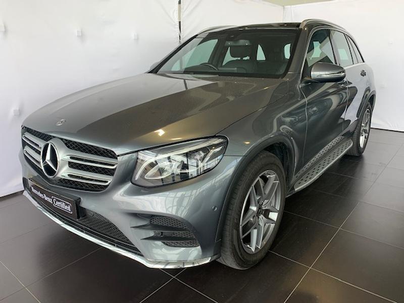 2019 Mercedes-Benz GLC 220d AMG Western Cape Paarl_0