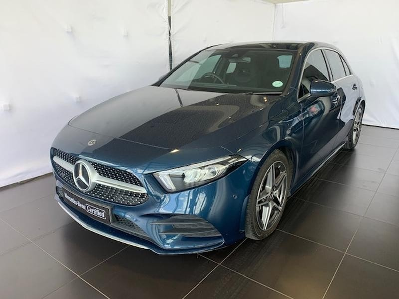 2019 Mercedes-Benz A-Class A 250 AMG Auto Western Cape Paarl_0