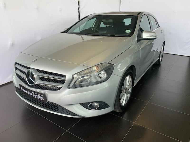 2015 Mercedes-Benz A-Class A 200 Be At  Western Cape Paarl_0