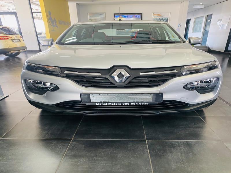 2020 Renault Kwid 1.0 Dynamique 5-Door North West Province Rustenburg_0