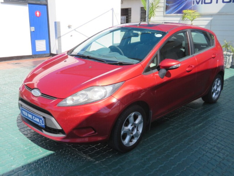 2009 Ford Fiesta 1.4i Trend 5dr  Western Cape Cape Town_0