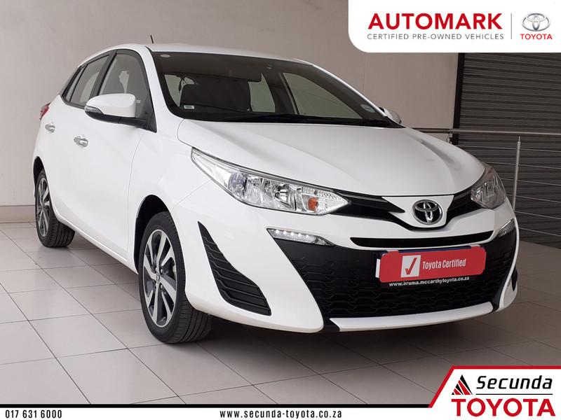 2019 Toyota Yaris 1.5 Xs CVT 5-Door Mpumalanga Secunda_0
