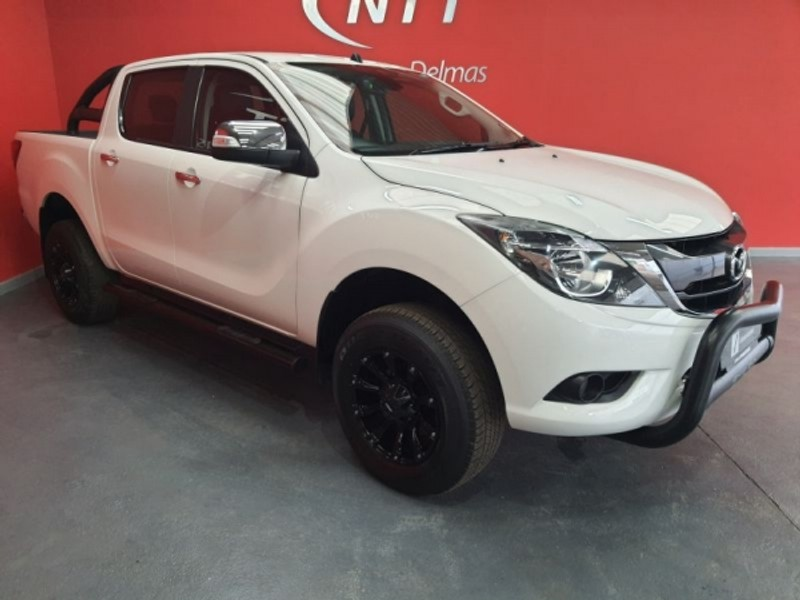2017 Mazda BT-50 2.2 TDi SLE Double Cab Bakkie Mpumalanga Delmas_0