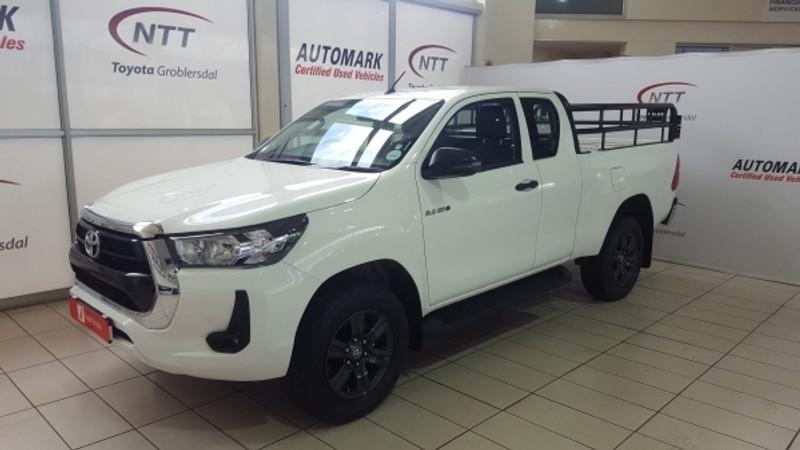 2020 Toyota Hilux 2.4 GD-6 RB Raider Auto PU ECab Limpopo Groblersdal_0