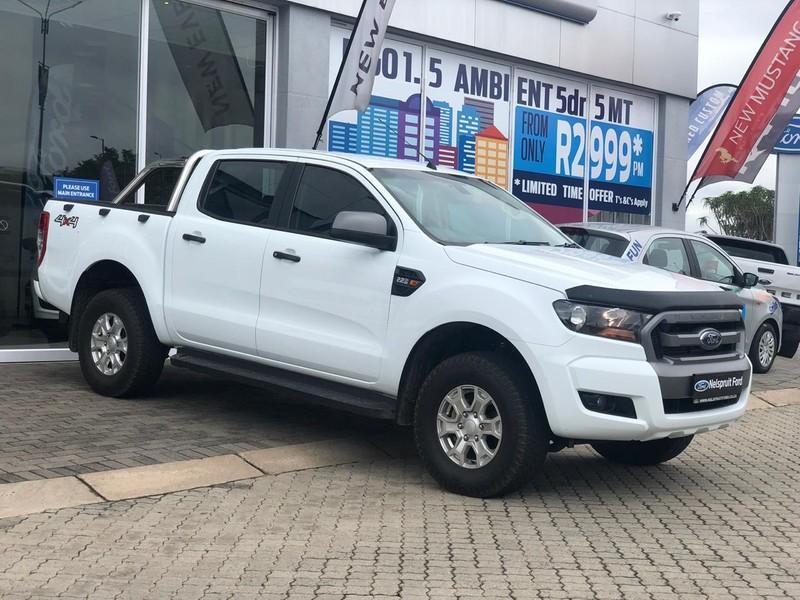 2018 Ford Ranger 2.2TDCi XLS 4X4 Auto Double Cab Bakkie Mpumalanga Nelspruit_0