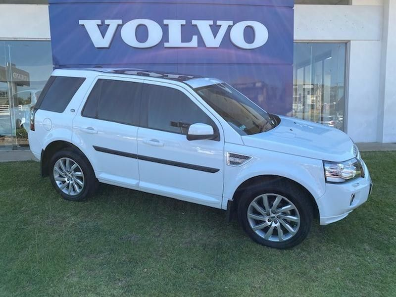 2013 Land Rover Freelander Ii 2.2 Sd4 Hse At  Mpumalanga Nelspruit_0