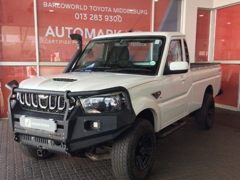 2020 Mahindra PIK UP 2.2 mHAWK S6 Refresh 4x4 Single Cab Bakkie Mpumalanga Middelburg_0