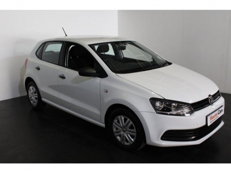 2019 Volkswagen Polo Vivo 1.4 Trendline 5-Door Eastern Cape East London_0