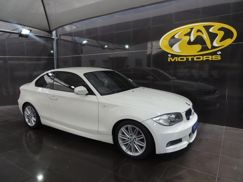 2010 BMW 1 Series 125i Coupe  Gauteng Vereeniging_0