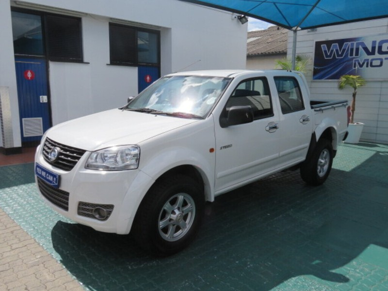 2015 GWM Steed STEED 5E 2.0 VGT SX Double Cab Bakkie Western Cape Cape Town_0