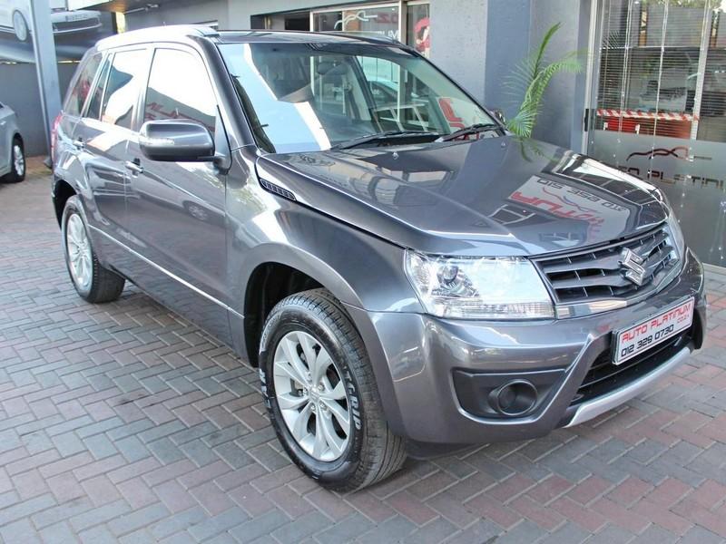 2018 Suzuki Grand Vitara 2.4 Dune  Gauteng Pretoria_0