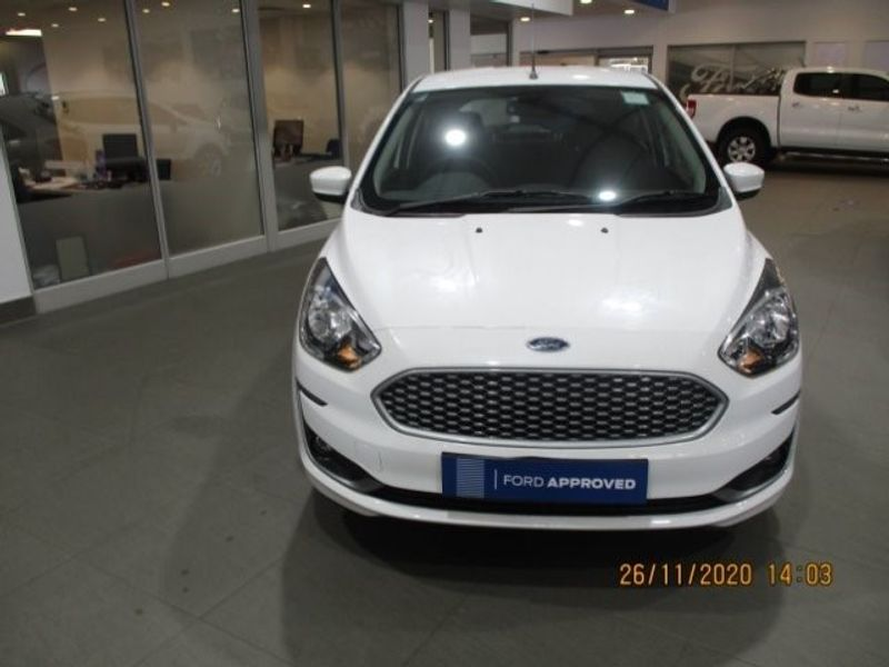 2020 Ford Figo 1.5Ti VCT Trend Auto 5-Door Kwazulu Natal Pinetown_0