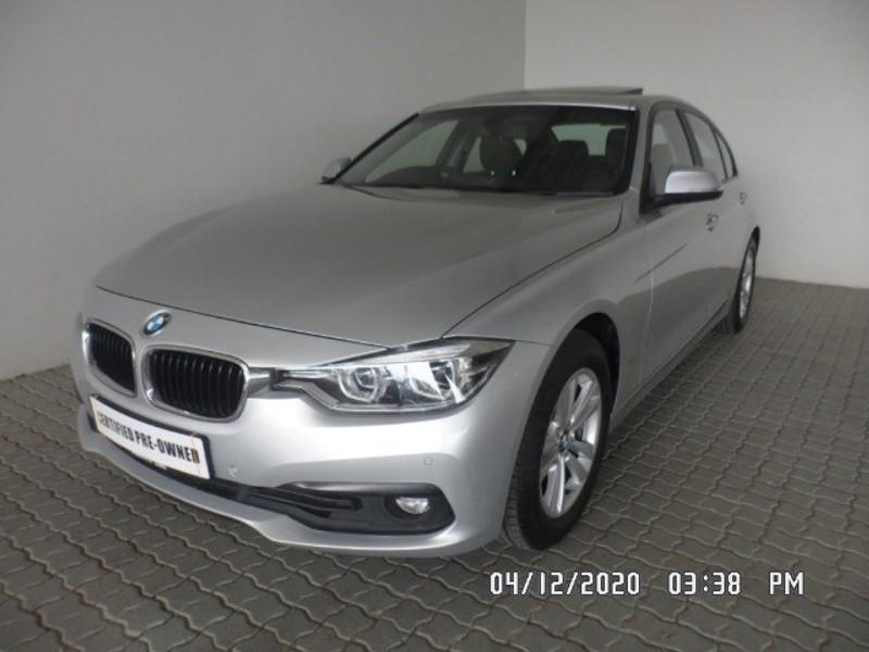 2019 BMW 3 Series 318i Auto Gauteng Johannesburg_0