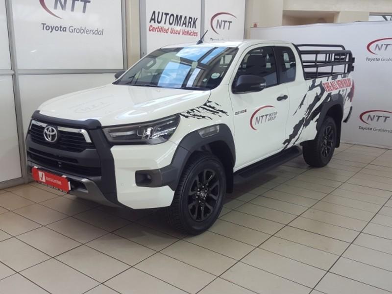 2020 Toyota Hilux 2.8 GD-6 RB Legend 4x4 Auto PU ECab Limpopo Groblersdal_0