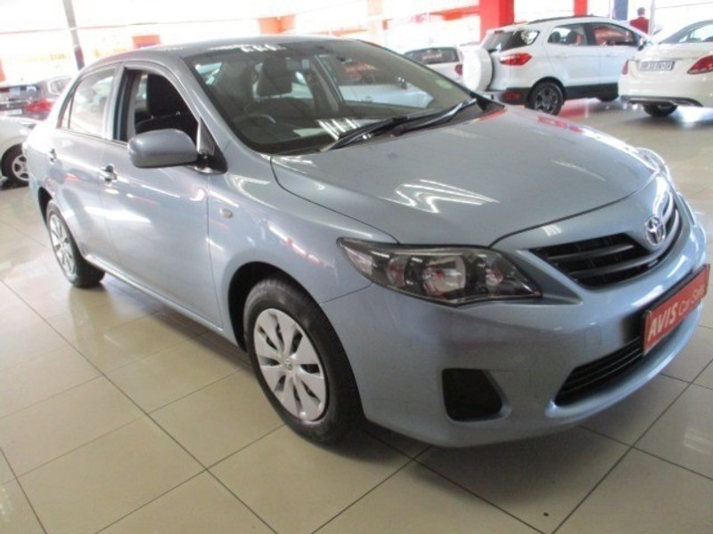 2019 Toyota Corolla Quest 1.6 Auto Kwazulu Natal Pietermaritzburg_0
