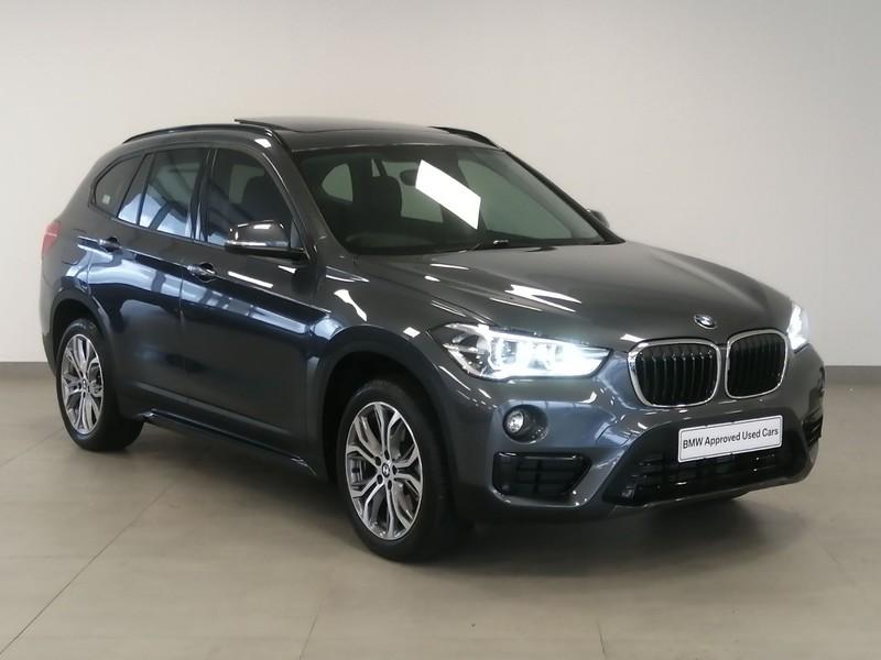2019 BMW X1 BMW X1 sDrive20d Kwazulu Natal Pinetown_0