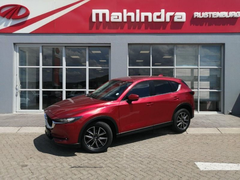 2018 Mazda CX-5 2.0 Dynamic Auto North West Province Rustenburg_0