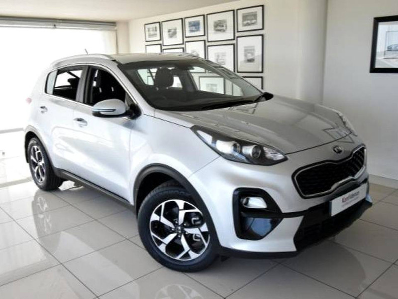 2019 Kia Sportage 2.0 Ignite  Auto Gauteng Centurion_0