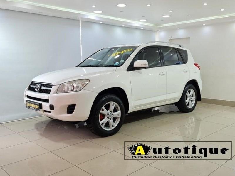 2011 Toyota RAV4 2.0 GX Kwazulu Natal Durban_0