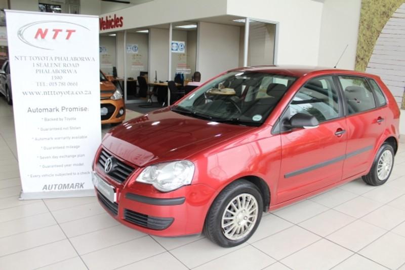 2007 Volkswagen Polo 1.6 Comfortline  Limpopo Phalaborwa_0