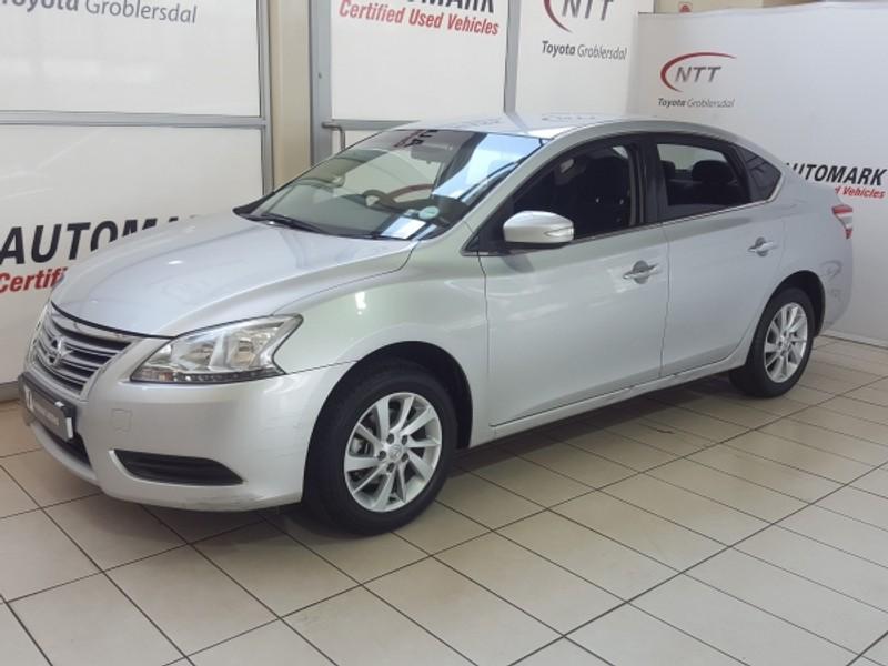 2014 Nissan Sentra 1.6 Acenta Limpopo Groblersdal_0