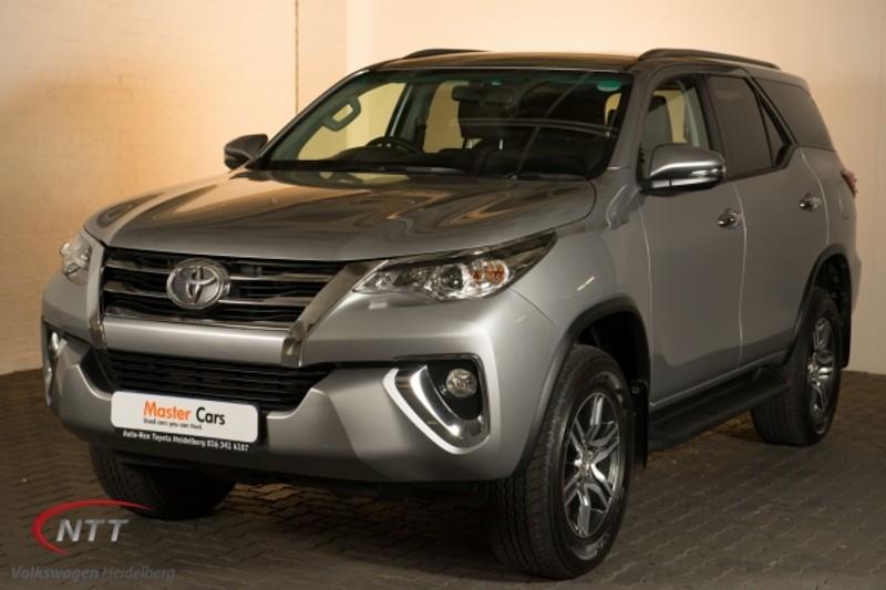 2018 Toyota Fortuner 2.7VVTi RB Auto Gauteng Heidelberg_0