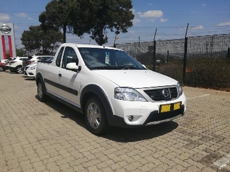 2021 Nissan NP200 1.5 Dci Se Pusc  Gauteng Johannesburg_0