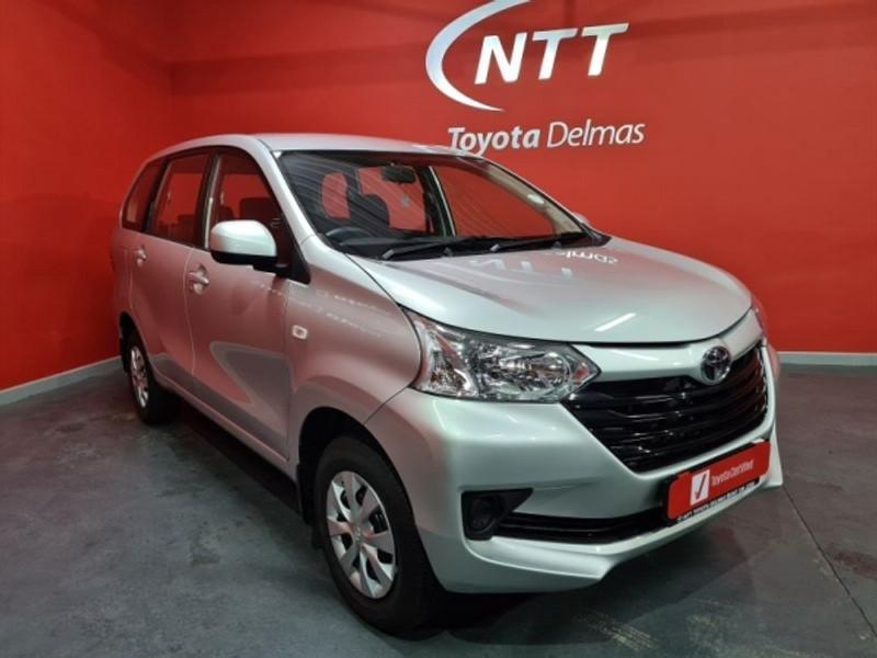 2021 Toyota Avanza 1.5 SX Mpumalanga Delmas_0