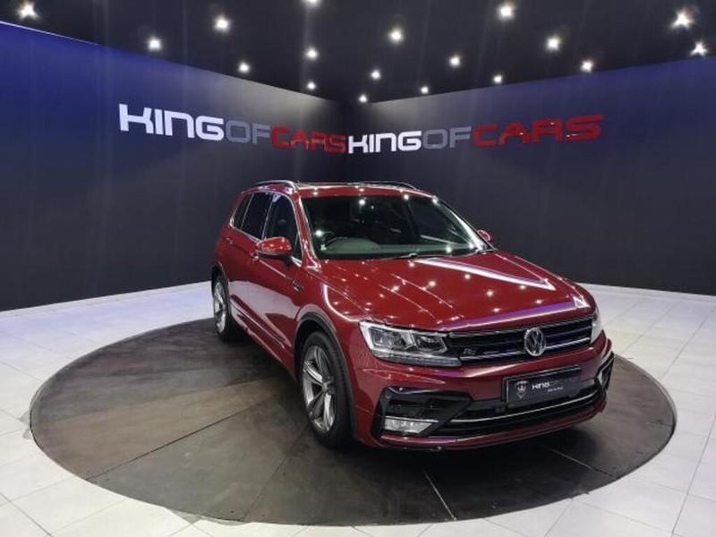 2017 Volkswagen Tiguan 2.0 TDI Highline 4Mot DSG Gauteng Boksburg_0