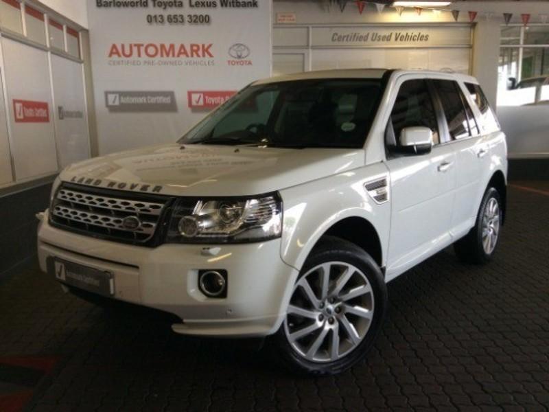 2014 Land Rover Freelander Ii 2.2 Sd4 Hse At  Mpumalanga Witbank_0